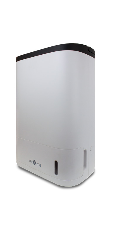 Air dehumidifier by adsorption Evel
