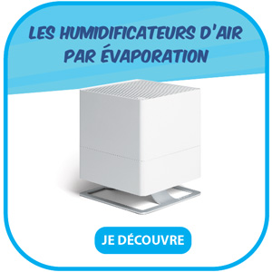 Humidificateur d'air par évaporation
